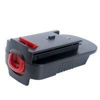 Hpa1820 20V Bateria Converter Adapter Para Black Decker/Stanley/Porter Cable 20V Max Bateria De Lítio Para black Decker 18V Ni-Mh B