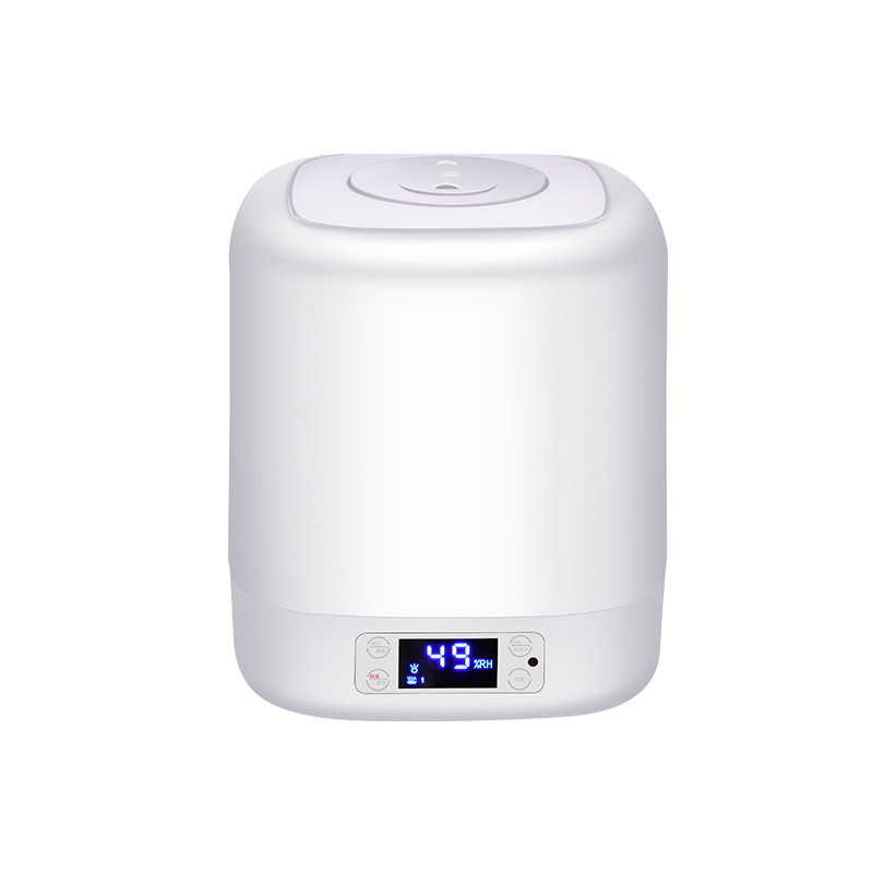 220V 4L Air Purifier Humidifiers Touch Control Hot Fog Sterilization Air Humidifiers H-450 For Home Office 450ml/h efficiency 220v 4l air purifier humidifiers touch control hot fog sterilization air humidifiers h 450 for home office 450ml h efficiency