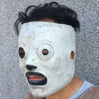 Masque à noeud Corey Taylor Cosplay masques Latex chanteur horreur Costume Prop Masque fête Halloween accessoire
