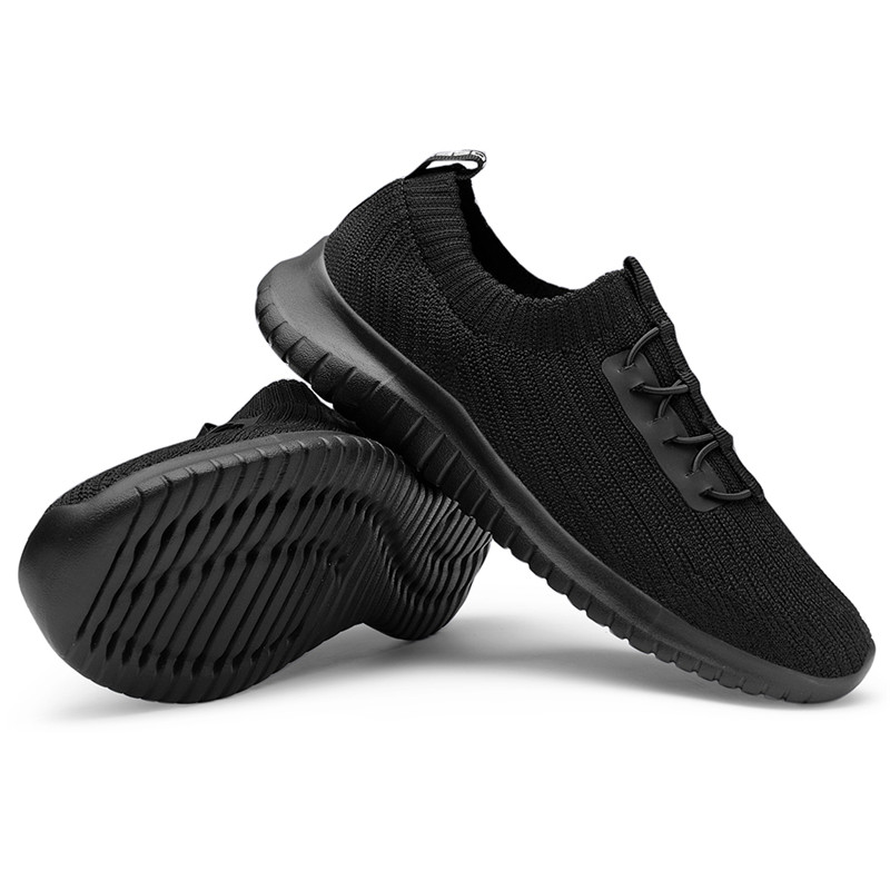 TIOSEBON Women Running Sneakers Ultra Lightweight Breathable Mesh Walking Sports Training Outdoor Fashion Knitted Comfort Shoes