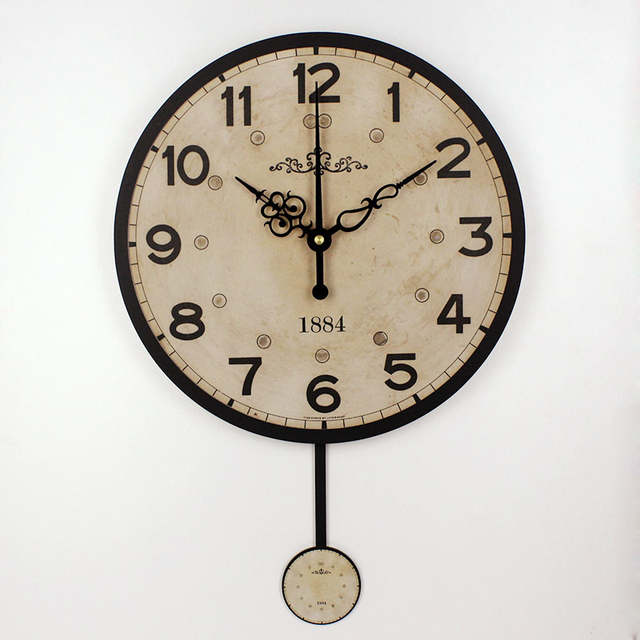 3a7558fe68f placeholder Silenciosa 12888 movimento do relógio relógio de parede  decorativo moderno relógios decoração da casa relógio de