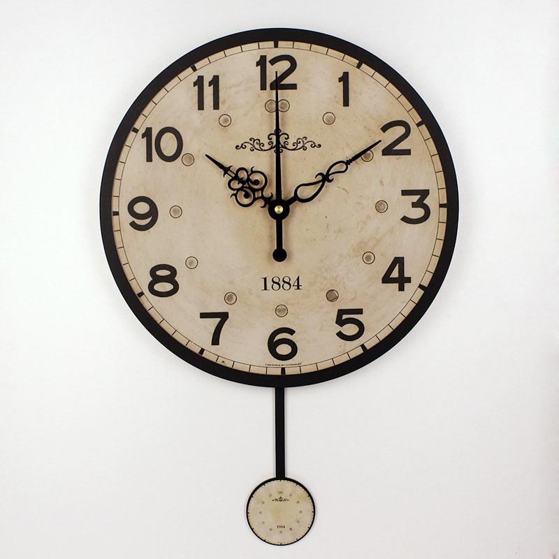 Achetez en gros grand moderne horloge murale en ligne des grossistes grand moderne horloge - Grande horloge murale moderne ...