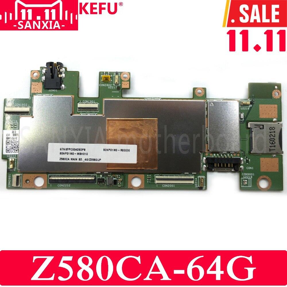 все цены на KEFU Z580CA Tablet PC motherboard for ASUS Z580CA Test original mainboard 64G онлайн