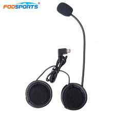 1 PC BT Intercom Accessory(Earphone) for V1,V2-500A, V2-500B and V2-1200M Motorcycle Bluetooth Helmet Intercom