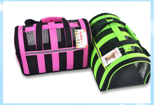 2017 New Foldable Pet Carrier Soft Mesh Dog Cat Comfort Travel Tote Shoulder Bag For Pet Dog