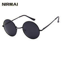 NIRAMI Men's Sunglasses Brand Designer Pilot Polarized Male Sun Glasses Eyeglasses gafas oculos de sol masculino For Men UV400 цена