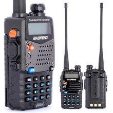 New walk talk Pofung Baofeng UV-5RA For Police Walkie Talkies Scanner Radio Vhf Uhf Dual Band Cb Ham Radio walkie Transceiver