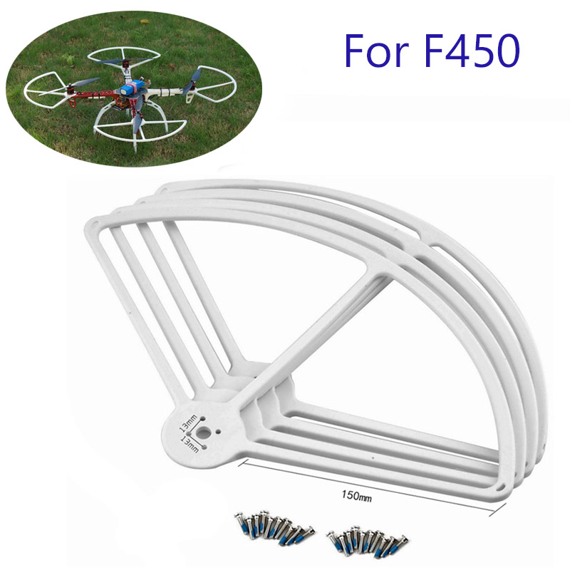 F450 F550 Propeller Protector 7-13 Propellers Guard 4-Axis DIY Quadcopter 1045 Props Guard for S500 S550 Helicopter RC DroneF450 F550 Propeller Protector 7-13 Propellers Guard 4-Axis DIY Quadcopter 1045 Props Guard for S500 S550 Helicopter RC Drone