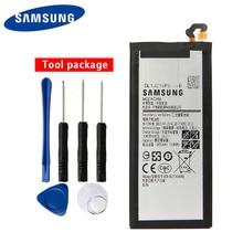 Original Samsung EB-BJ730ABE Battery For Galaxy J7 Pro 2017 J730GM J730K SM-J730F SM-J730DS SM-J730G 3600mAh
