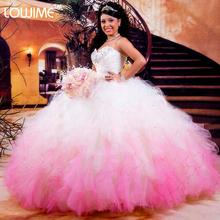 White pink quinceanera dresses online shopping-the world largest ...