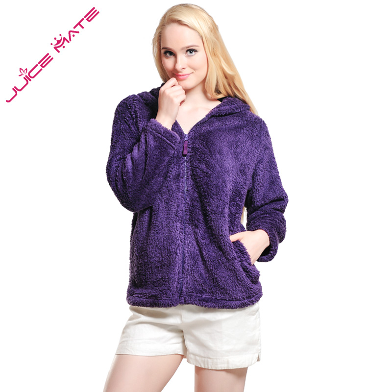 Online Get Cheap Ladies Hooded Fleece Jackets -Aliexpress.com ...