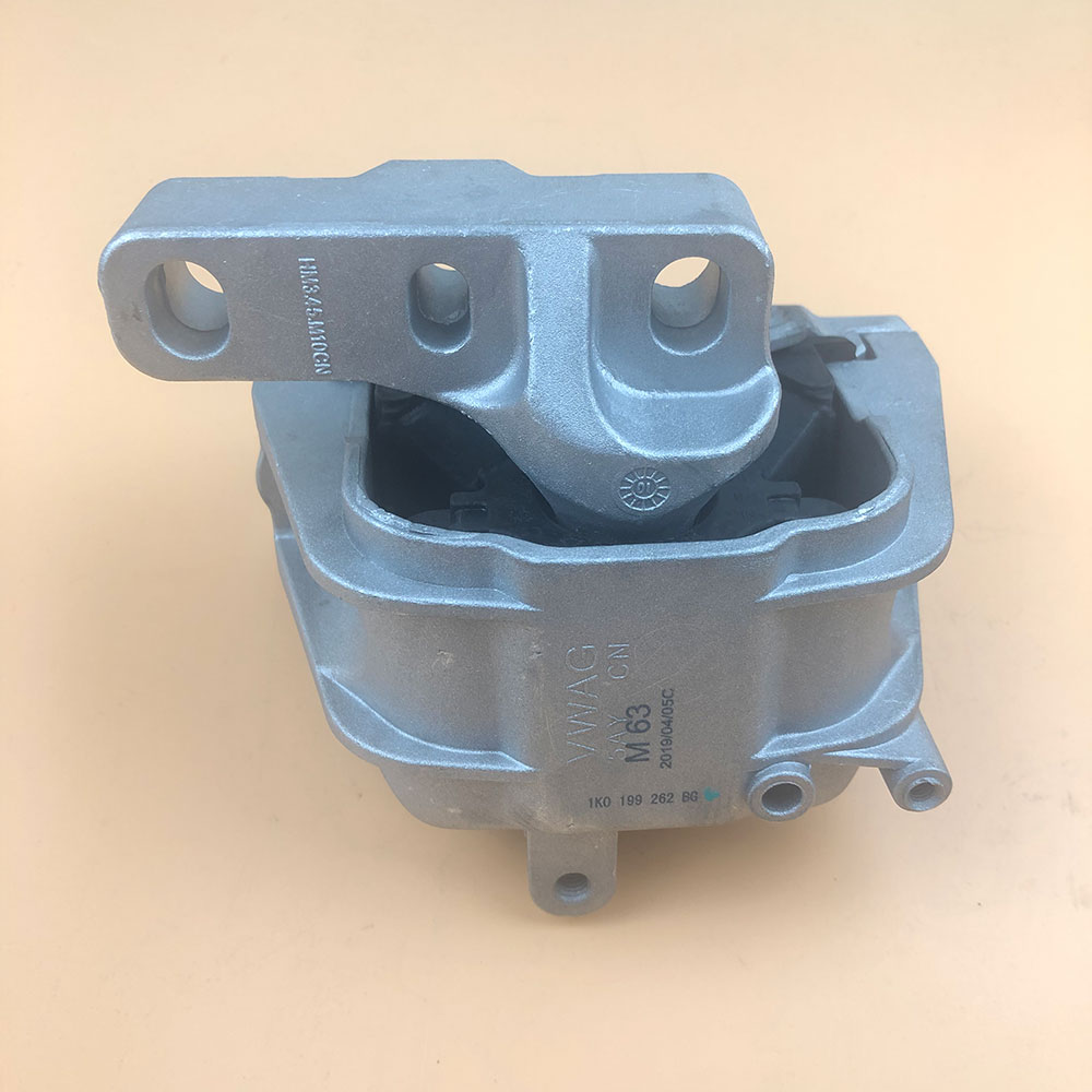 Genuine Quality Engine Motor Mount For VW Passat Touran Sagitar Magotan CC SKODA YETI Octavia Superb OE:1K0199262BG 1K0199262AM