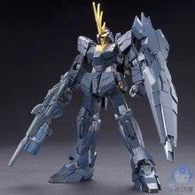 Original Gundam Model RX-0 FULL UNICORN GUNDAM 02 BANSHEE NORN Freedom Destroy Armor Unchained Mobile Suit Kids Toys With Holder