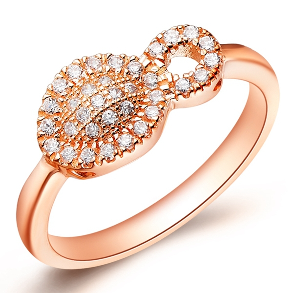 rose gold wedding rings for women aliexpress buy 925 sterling silver rings for women 7125