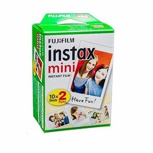 Image 2 - Chính hãng 60 cái Fuji Fujifilm Instax Mini 8 Phim Cho polaroid nhỏ 8 Mini10 20 7 7 s 50 s 90 25 dw 50i Chia Sẻ SP 1 Ngay Lập Tức Máy Ảnh