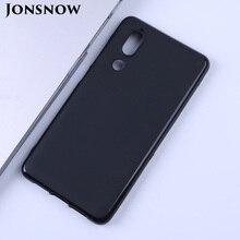 Miękkie etui JONSNOW do Sharp Aquos S2 5.5 cala obudowa tpu do ochrony Aquos C10 budyń antypoślizgowy silikonowa tylna obudowa telefonu