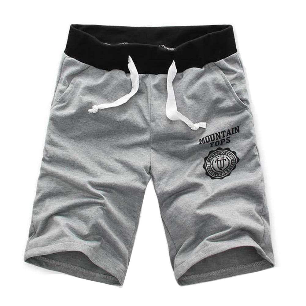 New Hot Men Shorts Pant Half Summer Beach Printing Breathable Cotton Fashion Casual For Outdoor YAA99