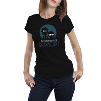 Rick And MortyT Shirt For Men S Women S Adventures Of Rick And Morty Tops Tee