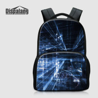 Dispalang Children Fashion School Bags For Elementary Student Solid Geometric Designer Schoolbag Back Pack Women Laptop