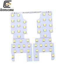 Eonstime 12 В 6500 К 4 шт./компл. Авто супер яркий светодио дный интерьер купола Чтение свет лампы для MAZDA CX-5 CX5 Atenza Axela комнаты