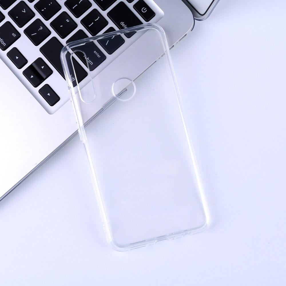 Для UMIDIGI A5 Pro Чехол прозрачный подходит корпус ТПУ силиконовый мягкий Простой Противоударный Для UMI A5 Pro Чехол на заднюю панель телефона