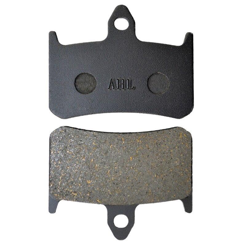 Motorcycle Brake Parts Brake Pads For HONDA CB1300 CB 1300 DCV/DCW/DCX/DCY SC38 1997-2000 Front Motor Brake Disk #FA187 1999 2000 arctic cat 250 2x4 kevlar carbon front brake pads