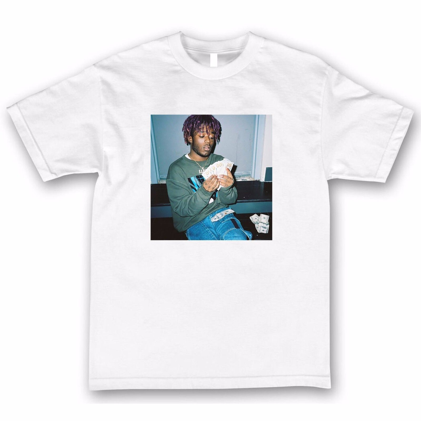lil uzi vert t shirt tour luv is rage the real uzi vs the. Black Bedroom Furniture Sets. Home Design Ideas