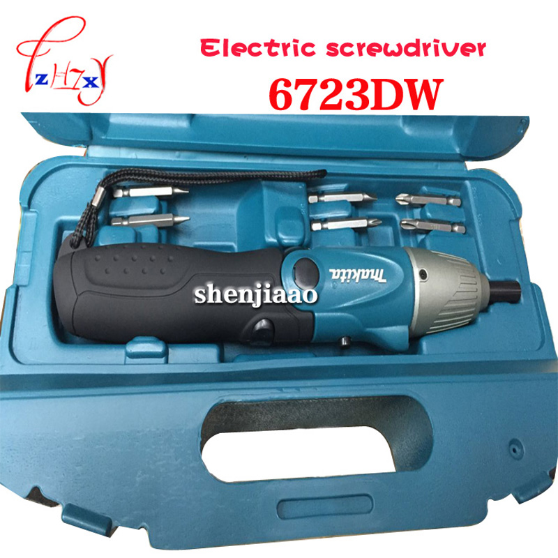 6723DW Japan Makita Rechargeable Screwdriver Screwdriver Folding Screwdriver Electric Screwdriver Domestic 4.8V 1PC 2017 1pc japan