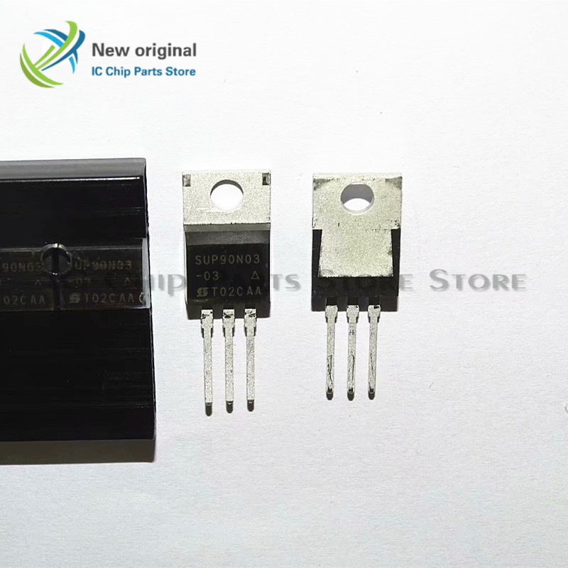 5/PCS SUP90N03-03-E3 TO-220 100% New Original Integrated IC Chip