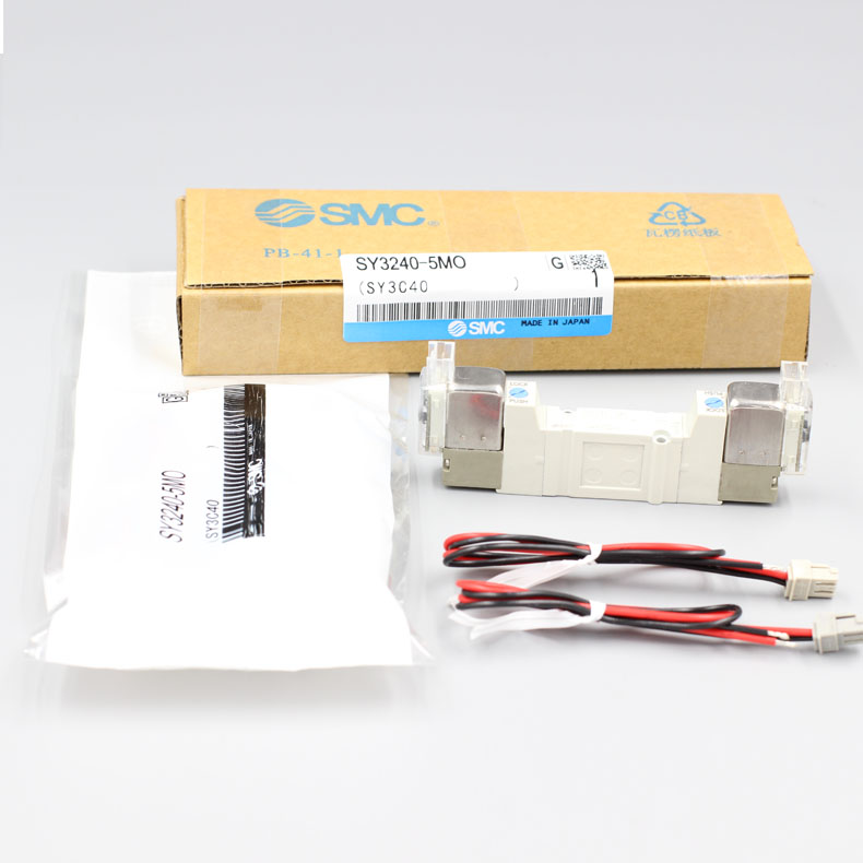 BRAND NEW JAPAN SMC GENUINE VALVE SY3240-5MO brand new japan smc genuine valve vs4130 034