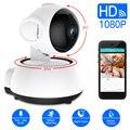 SDETER cámara de seguridad inalámbrica IP Cámara WIFI CCTV para el hogar 1080P 720P Audio vigilancia P2P visión nocturna Monitor de bebé Cam