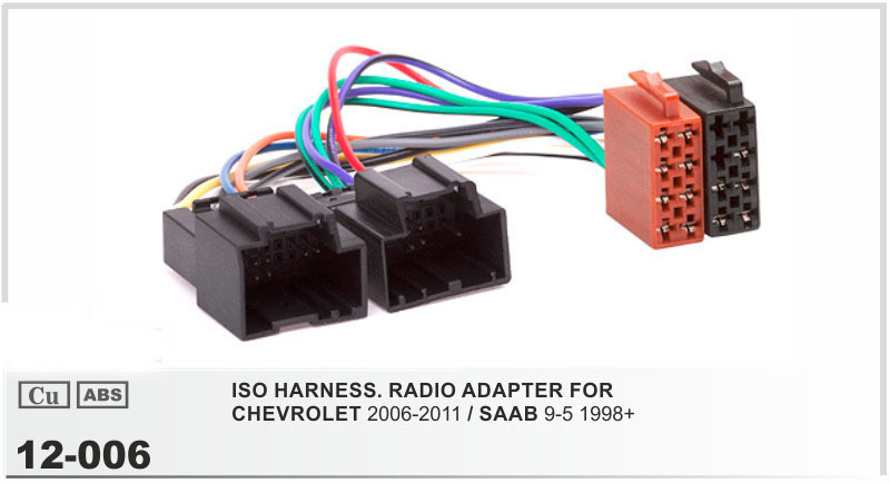 saab radio wiring harness promotion shop for promotional saab jstmax 12 006 iso radio plug for chevrolet 2006 2011 saab 9 5 1998 wiring harness adapter connector adaptor