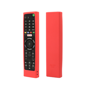 Image 2 - SIKAI CASE Silicone case for SONY Voice Remote Control RMF TX200 For Sony OLED smart TV remote case Protective Case for Remote