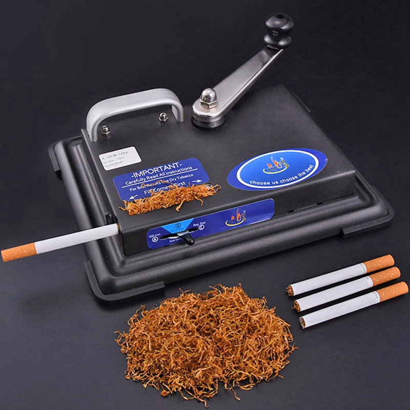 Diy Handmade Smoking Hand High Grade Cigarette Rolling Tobacco for 8Mm Rolling Machine Injector Maker Accessories