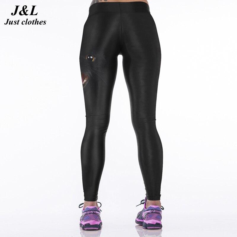 22 Warna Klasik Eropa Amerika Gaya 3D Print Wanita Olahraga Legging - Pakaian Wanita - Foto 2