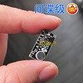 Mini FM Microphone FM Transmitter Module MIC Wireless Pickup Audio Transmitter 100MHz Mini Bug Wiretap Dictagraph Interceptor