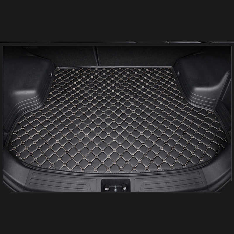 Car travel custom car mat trunk for Citroen all models C4-Aircross C4-PICASSO C6 C5 C4 C2 C-Elysee C-Triomphe auto styling