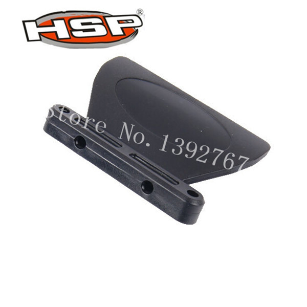 HSP 1/10 Spare Parts 02005 Rear Bumper For Racing RC Model Baja Truck Buggy ATV Drift Car