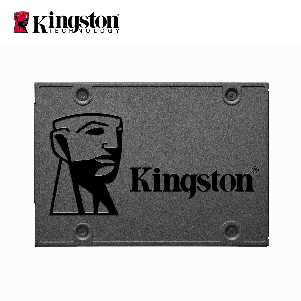 Original Kingston A400 SSD 120GB 240GB 480GB SATA III HDD Hard Disk HD SSD Notebook PC 120 240 480 G Internal Solid State Drive