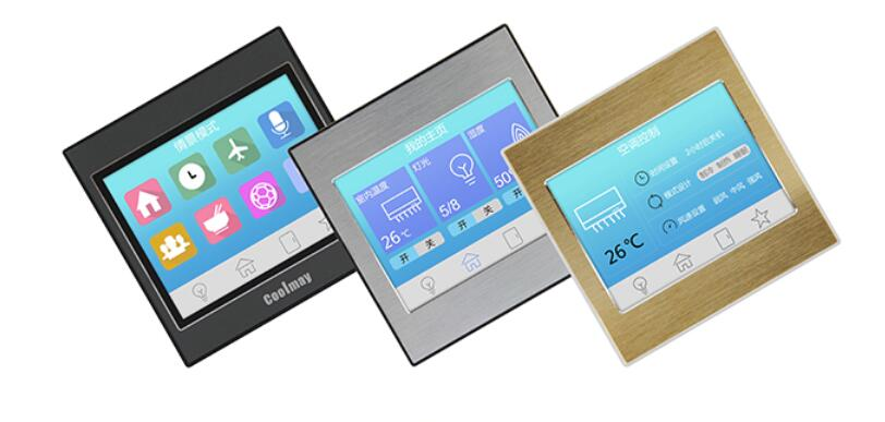 3 5 Touch Screen HMI Display Touchpad 320 240 True Color TFT Panel USB RS485 Modbus