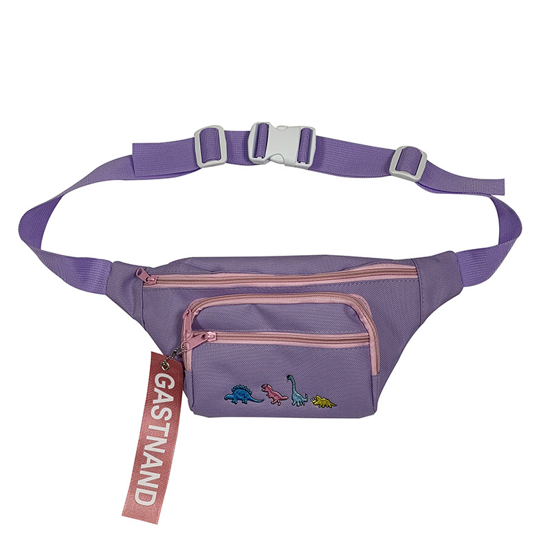 Ladies Hip Hop Street Bum Belt Chest Fanny Pack Female Waist Bag Women Money Mobile Harajuku Bags Bel Cantasi Rinonera Mujer 555