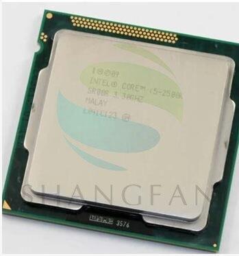 Intel Core i5-2500K 3.30GHz Quad Core Desktop CPU LGA1155 6MB SR008