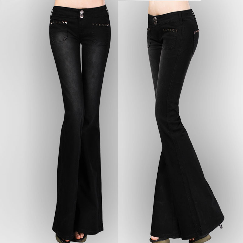Compare Prices on Big Bottom Jeans- Online Shopping/Buy Low Price ...