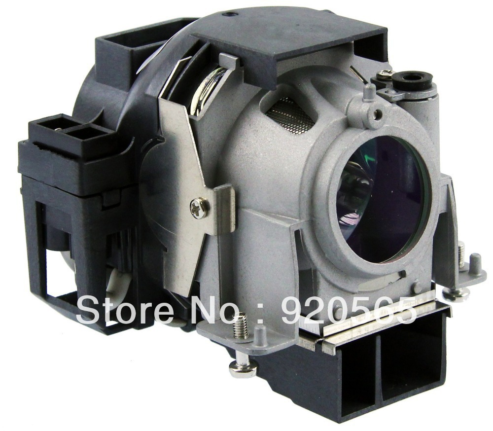 Free Shipping Replacement Projector Lamp With Housing NP09LP For NP61  / NP62 / NP63 / NP64 Projector