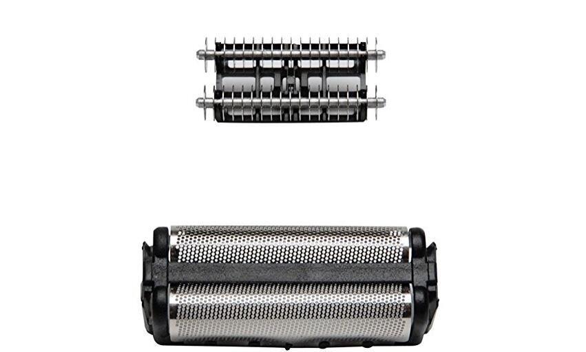 Df Microscreen 2 Und Da/dfshavers Rasiermesser Ersatz Folie & Cutter/ersatz Bildschirm Folie Fit Für Remington Rasierer