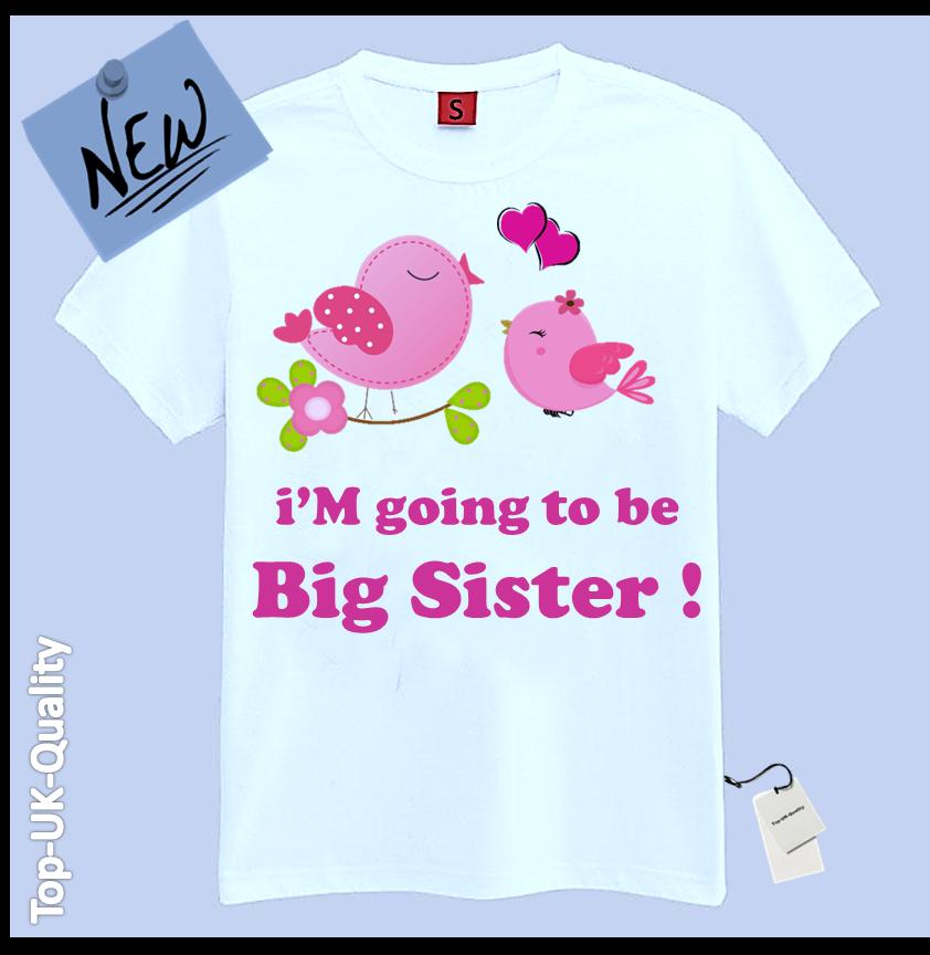 BIG BROTHER regalo BABY CHILDREN/'S T-shirt kids
