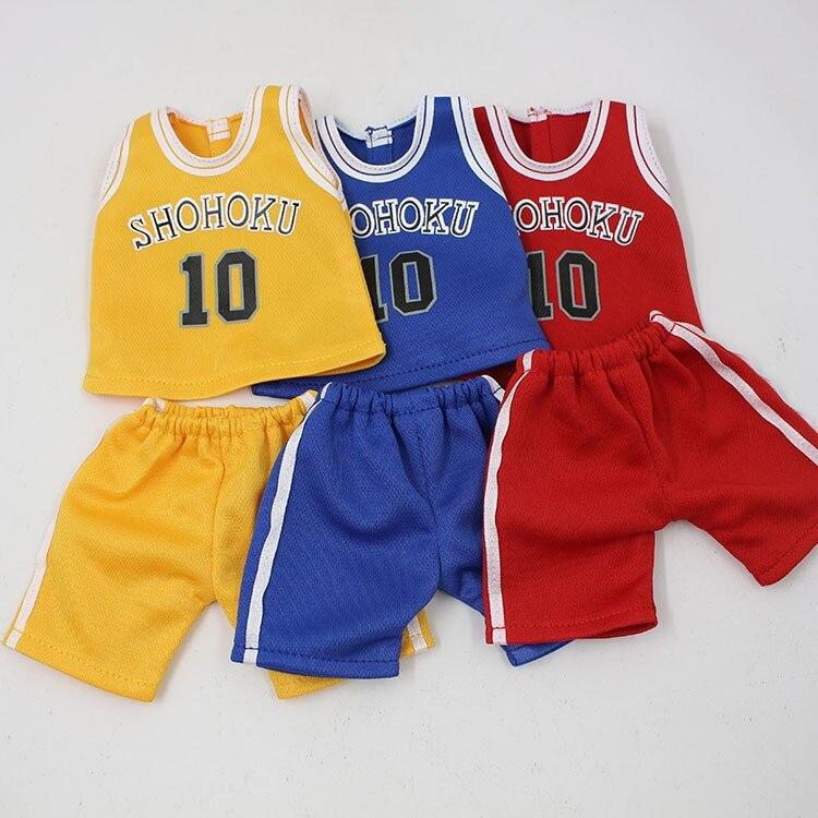 Neo Blythe Doll Plump Doll Basketball Uniform 1