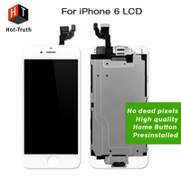 E Trust 10Pcs Lot Grade AAA LCD For IPhone 6 Touch Screen Display Digitizer Replacement Assembly