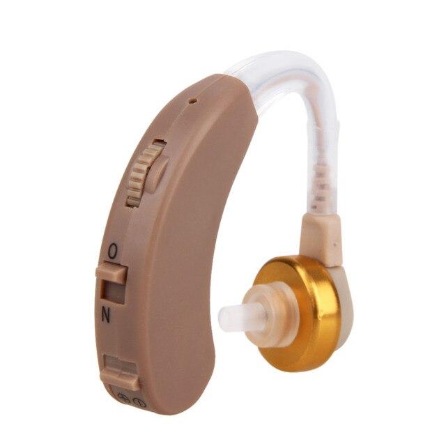 F-138 В Ухо Цифровой Слуховой аппарат Невидимым Звук Усилитель Голоса Регулируемый Тон Уха Прослушивания Помощи Уха Здравоохранения
