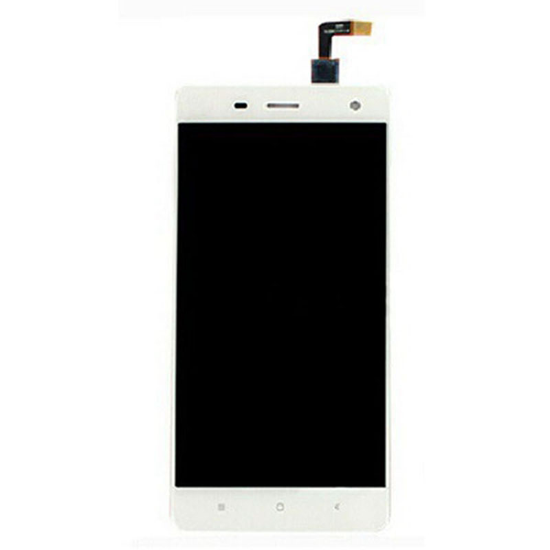OEM Display For Xiaomi Mi4 M4 LCD Display With Touch Digitizer Screen Assembly Replacement Phone LCD Screen White Color In Stock